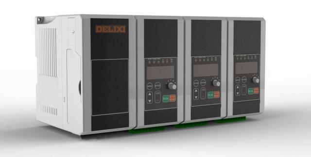 EC10系列变频器在全自动包子机上的应用